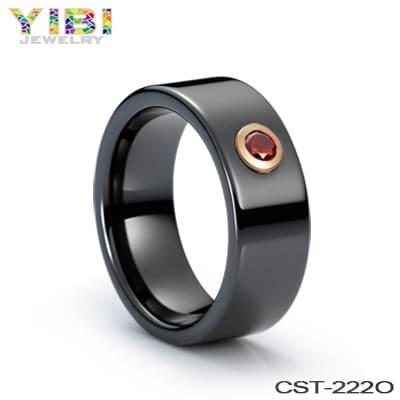 fashion ceramic rings