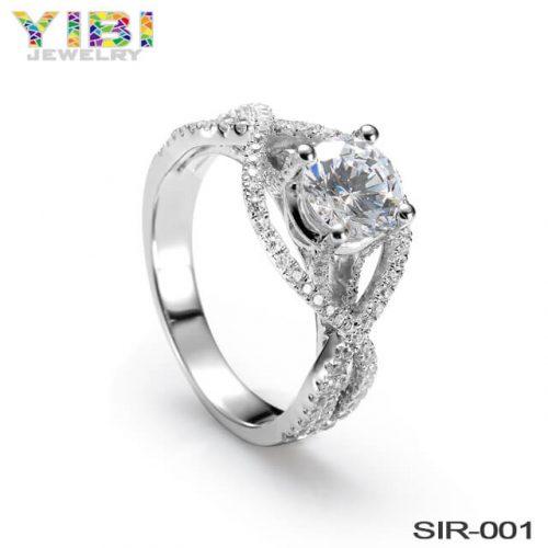Women Brass Wedding Ring Jewelry