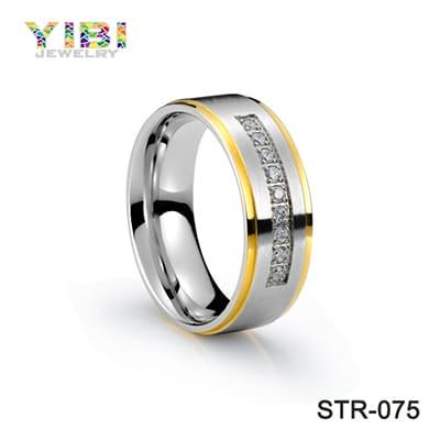 men's stainless steel rings