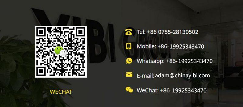 China YIBI Jewelry Manufacturers Contact Information