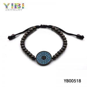Inlaid turquoise bracelet jewelry