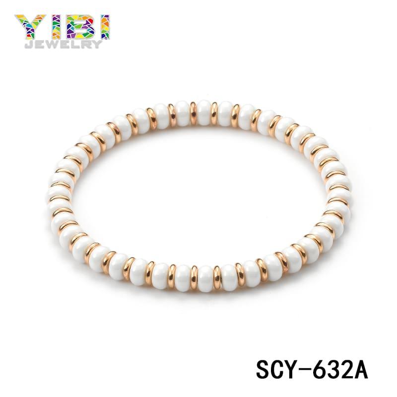 ceramic bead jewelry supplier