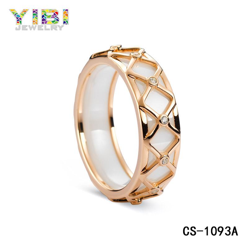 OEM ceramic jewelry factory