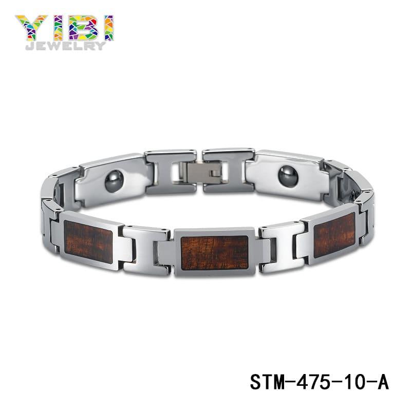 Koa wood bracelet
