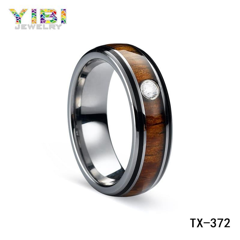 koa wood jewelry OEM manufacturer