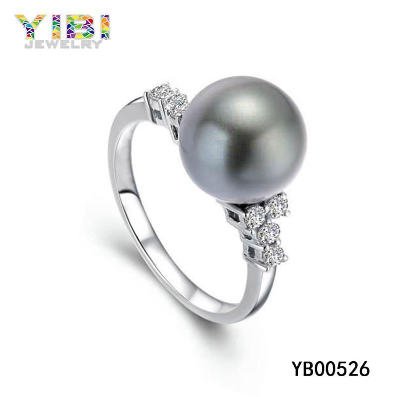 freshwater pearl wedding band manufacturer