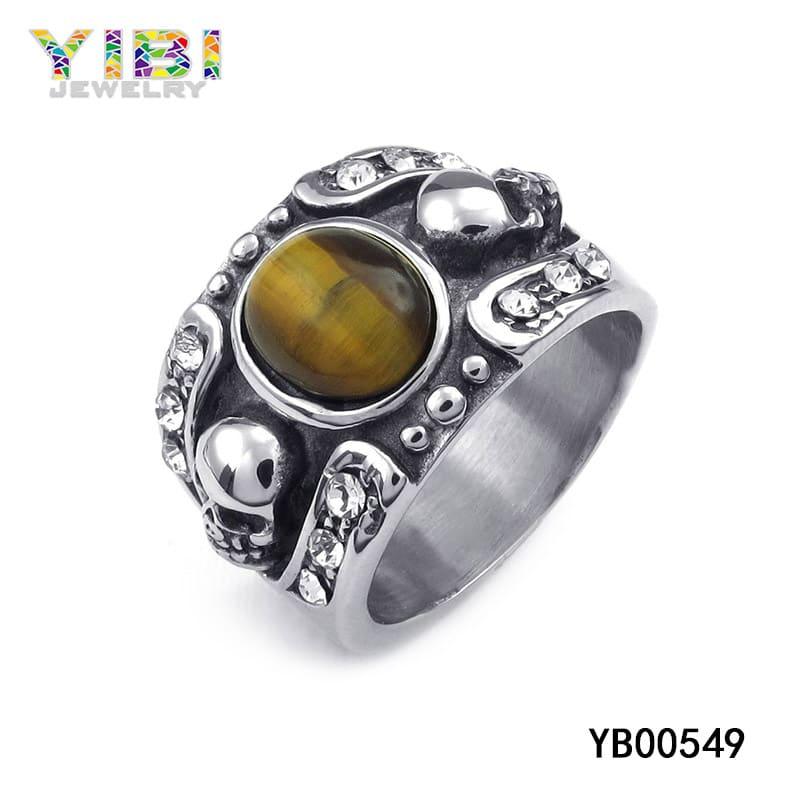 tiger eye gemstone jewelry OEM factory