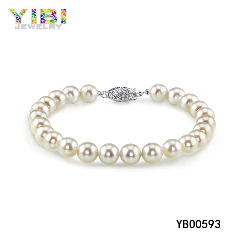 real pearl bracelet OEM & ODM