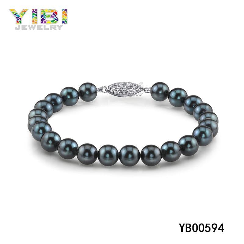 black pearl bracelet OEM & ODM factory