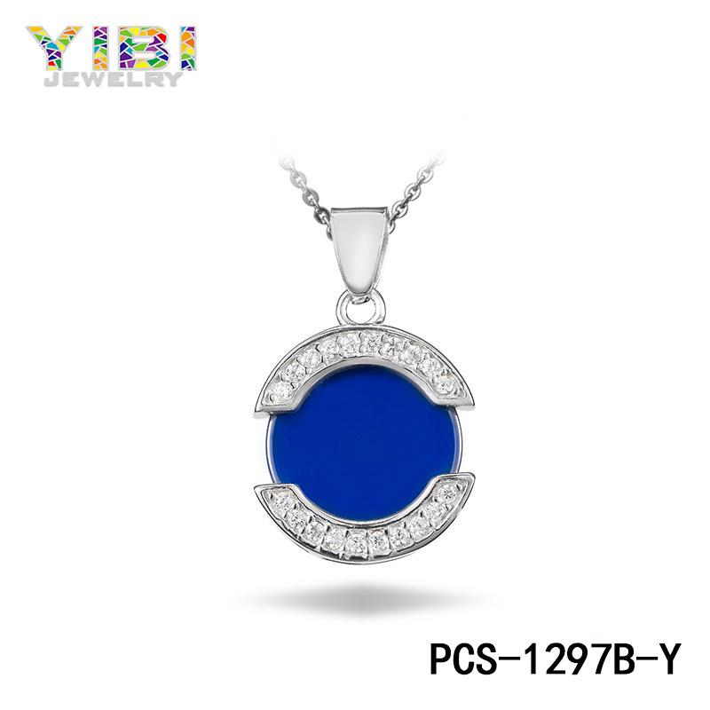 ceramic silver jewellery