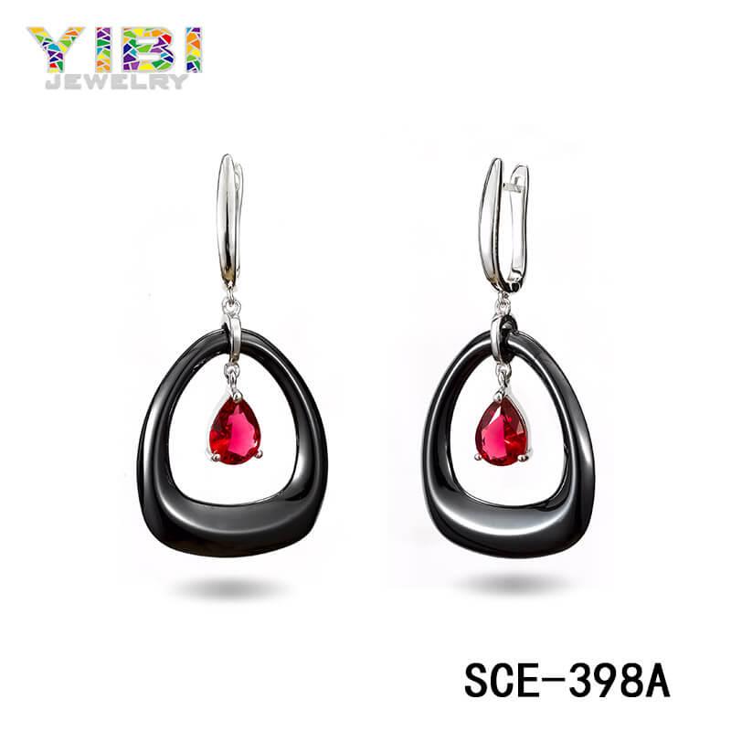 High-tech Ceramic Jewelry Manufacturer