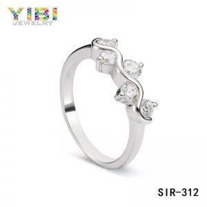 High Quality Women Brass Cubic Zirconia Jewelry