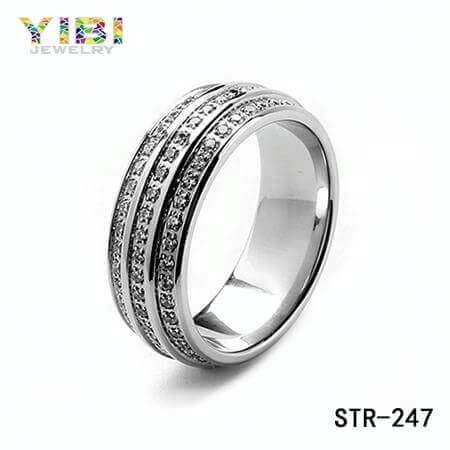 custom steel jewelry supplier china