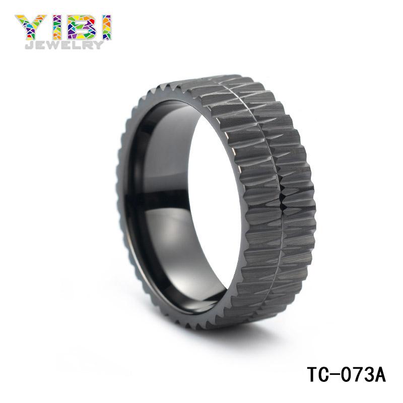 Tungsten Wedding Ring Manufacturer