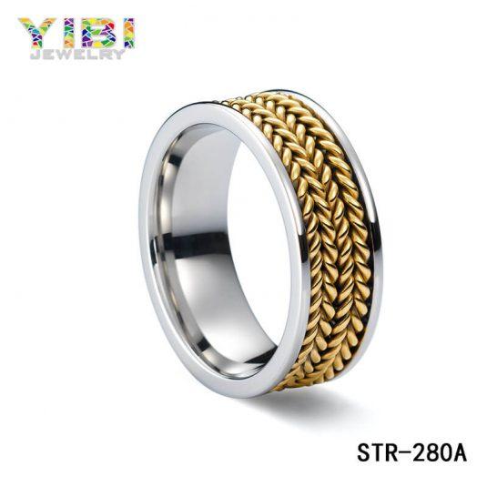 316L Roestvrijstalen Ringfabriek