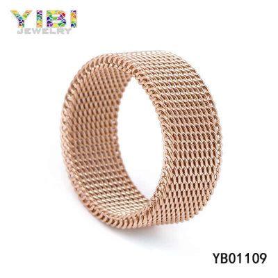 Edelstahlgewebe Ring Hersteller